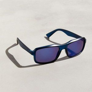 Urban Outfitters '90s Sport Plastic Sunglasses